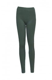 Charcoal Thermal Leggings