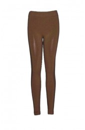 Mocha Thermal Leggings