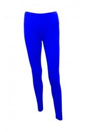 Plain Royal Blue Leggings