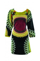 Sunflower Tunic Green
